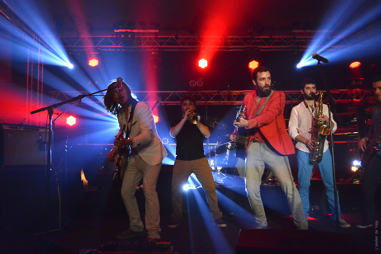 LE TROTTOIR D' EN FACE -  Festival Les Hivernlaes 2017