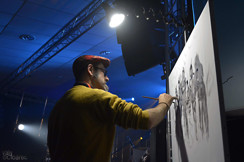 Les Hivernales 2018 - Vincent FONF